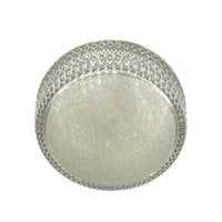 Searchlight 0546-50- Flush 1lt Flush, Crystal