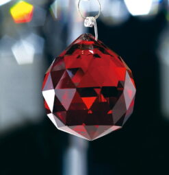 Diyas C10035- Crystal Spare, Red