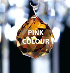 Diyas C10037- Crystal Spare, Pink