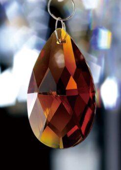 Diyas C20033- Crystal Spare, Amber