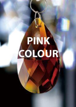 Diyas C20037- Crystal Spare, Pink