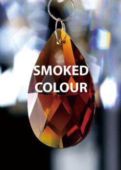 Diyas C20054- Crystal Spare, Smoked