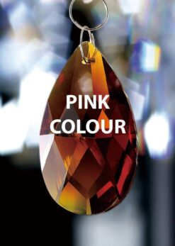 Diyas C20057- Crystal Spare, Pink