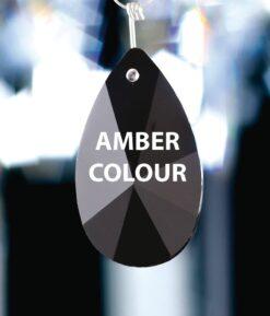 Diyas C20153- Crystal Spare, Amber