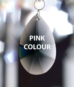 Diyas C20157- Crystal Spare, Pink