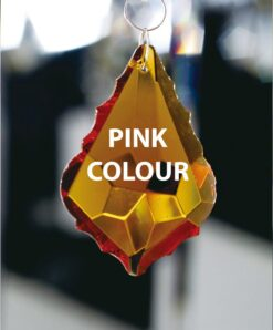 Diyas C30057- Crystal Spare, Pink
