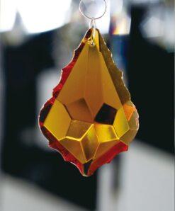 Diyas C30063- Crystal Spare, Amber