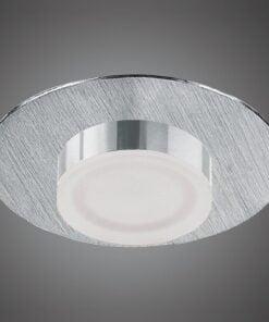 Mantra M8350- Marcel 1lt Downlight, Satin Aluminium