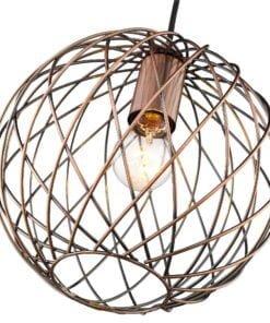 Seraphic Lighting R-1-DNEP2CA731ROOM- Moseley 1lt Single Pendant, Antique Copper