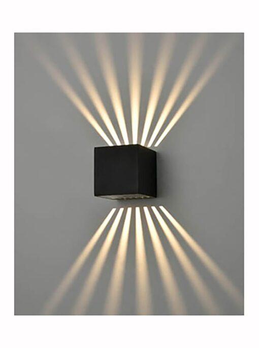 Refined Lighting RL-1-0377TXE- exhale 1lt, Black