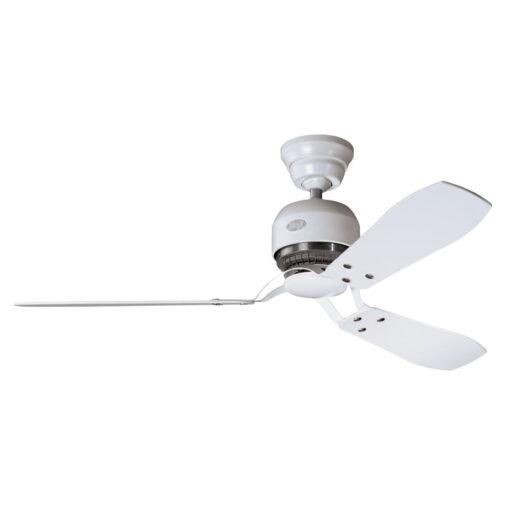 Hunter Fans HT-24547- Industrie II - White