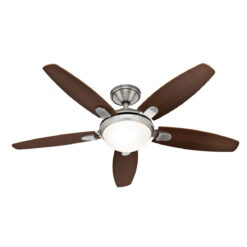 Hunter Fans HT-50612- Contempo - Brushed Nickel