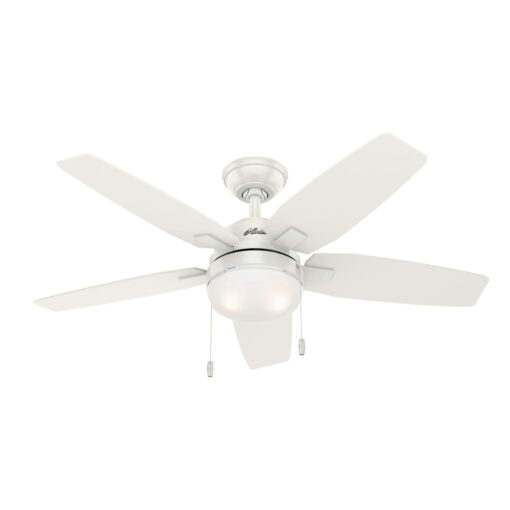 Hunter Fans HT-50647- Arcot - Fresh White