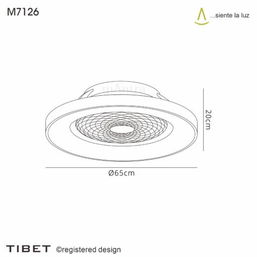 Mantra M7126- Tibet, Wood