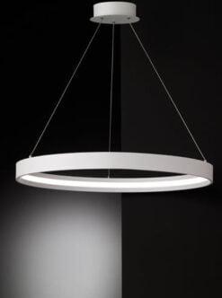 Refined Lighting RL-1-022HCP- halo 1lt, Ivory