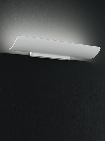 Refined Lighting RL-1-071BW- uplighters 36lt, White