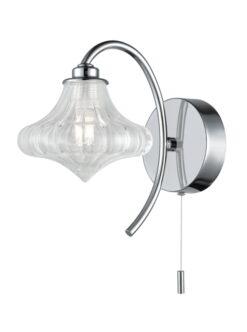 Refined Lighting RL-1-090/001BW- bathroom light 1lt, Chrome