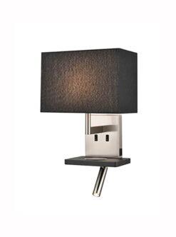 Refined Lighting RL-1-0822/432BW- wall light 2lt, Satin Nickel